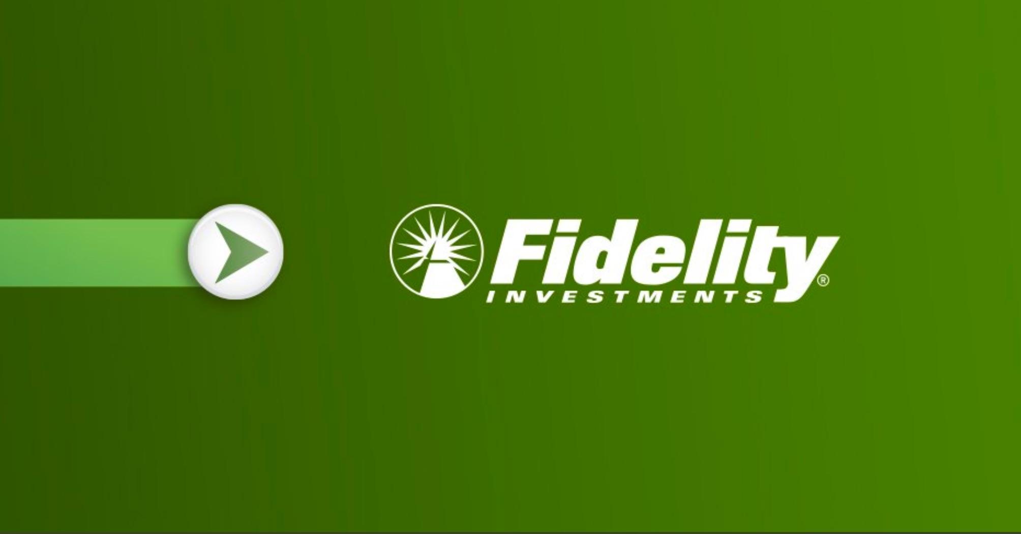 Fidelity consigna ante la SEC