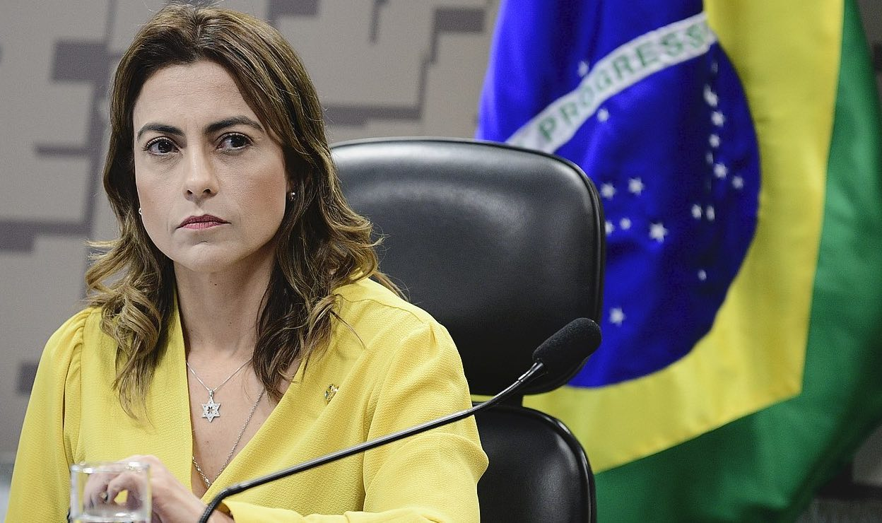 senadora brasileña