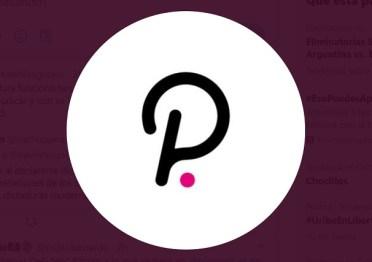 Polkadot Logo. Imagen extraída de Twitter
