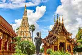 Tailandia bonos del gobierno