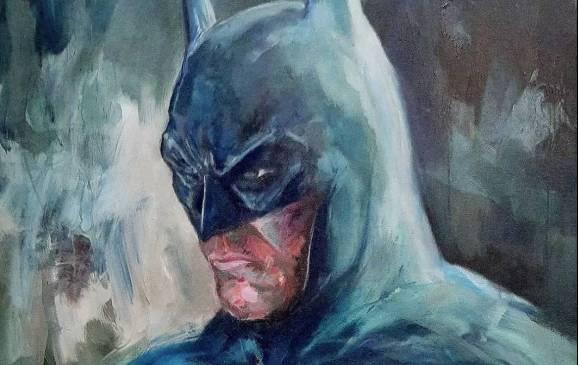 token arte de Batman