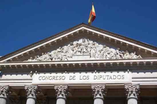 Diputados España bitcoins