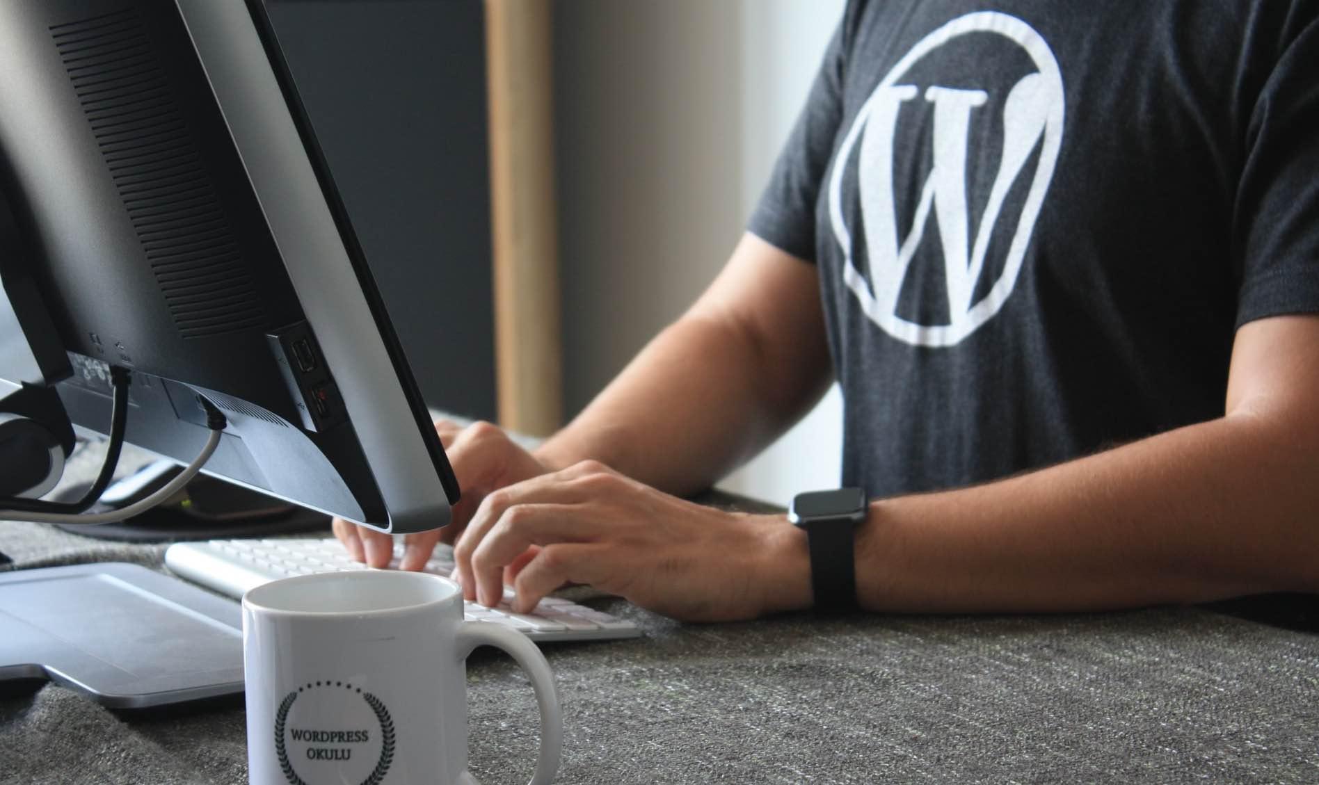wordpress ethereum