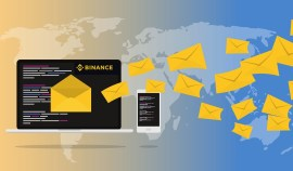 binance email