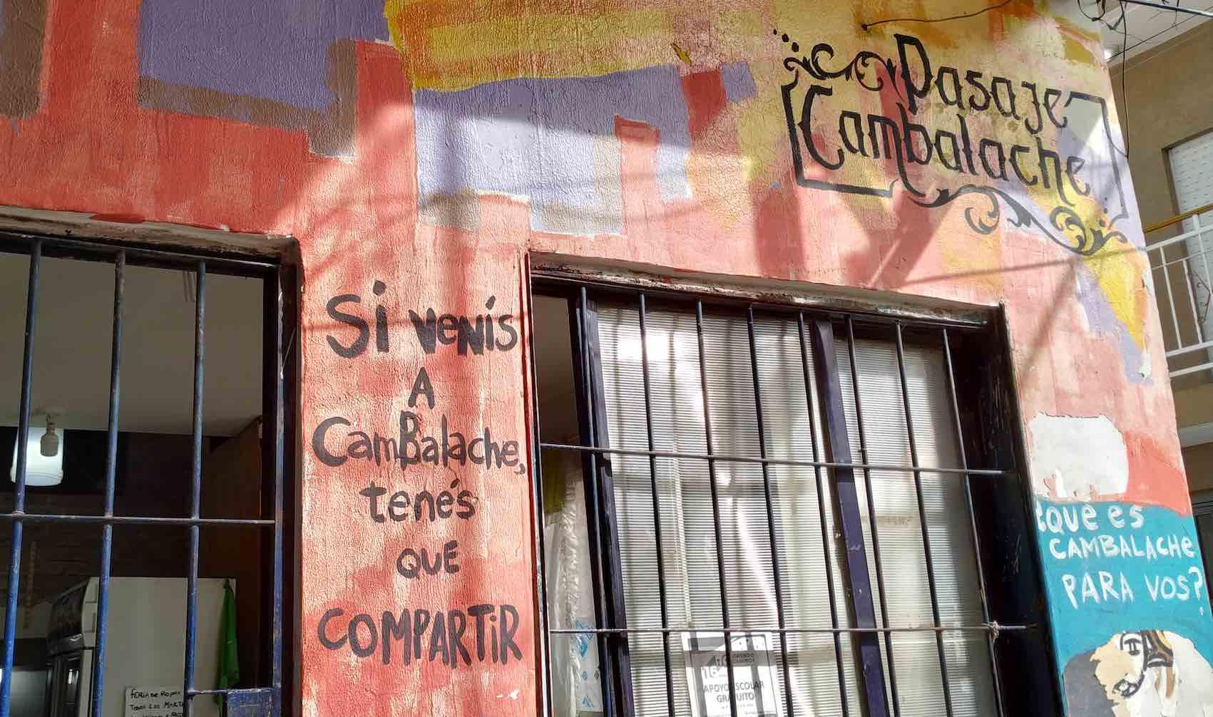 Proyecto Cambalache