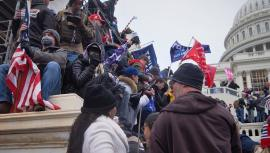 protestas Capitolio