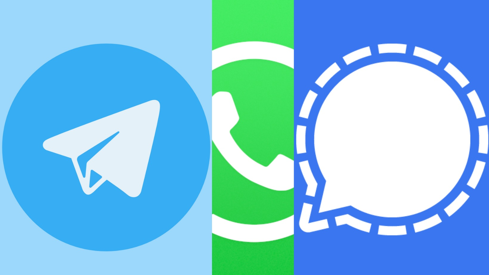 Éxodo de WhatsApp: Telegram vs Signal, ¿cuál es mejor? - DiarioBitcoin