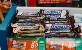 Snickers Unsplash