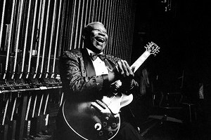 BB King Rey del Blues