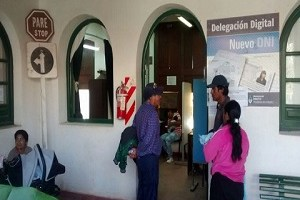 Registro Civil de Cafayate DNI