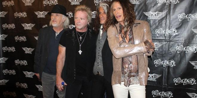 Llegó la noche de Aerosmith