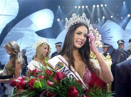 Matan a ex Miss Venezuela Mónica Spear en presunto asalto