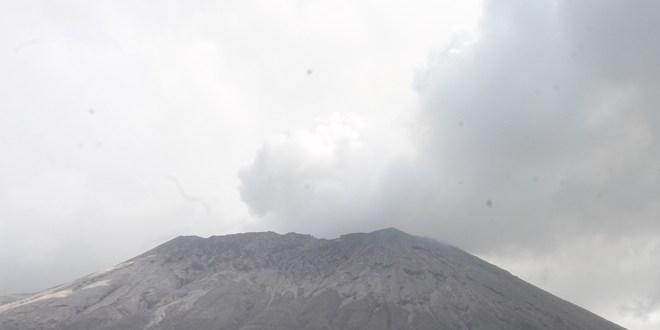Familias afectadas por volcán Chaparrastique reciben fondos para traslado y alquiler temporal