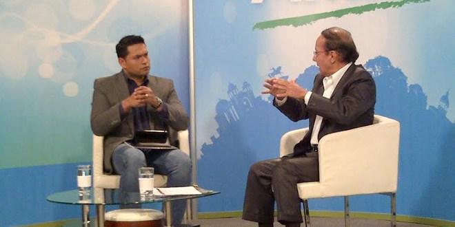 Gerson Martínez: campaña sucia y casos de corrupción han afectado a ARENA