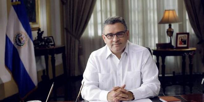 """""""El país que heredamos ha cambiado"""": presidente Funes"""