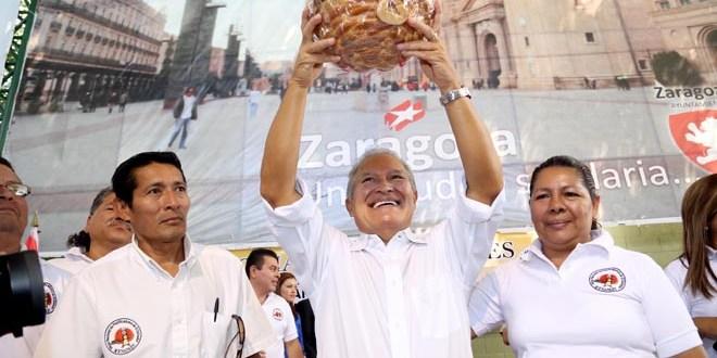 Fórmula del FMLN recibe apoyo de panificadores artesanales