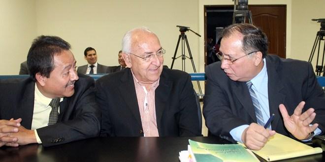 Barrera se niega a conciliar con Saca  y Gutiérrez en caso de calumnia