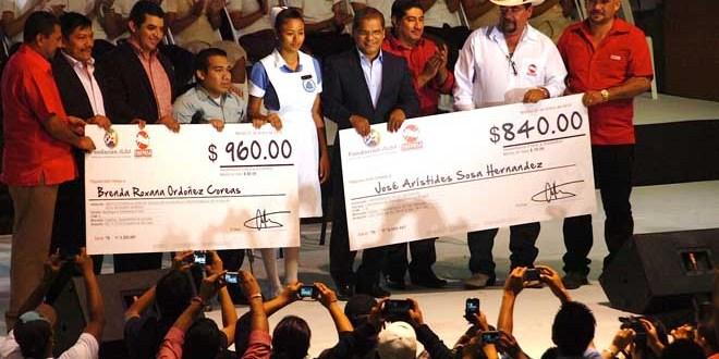 """Fundación ALBA presenta programa """"ALBA Becas 2014"""""""