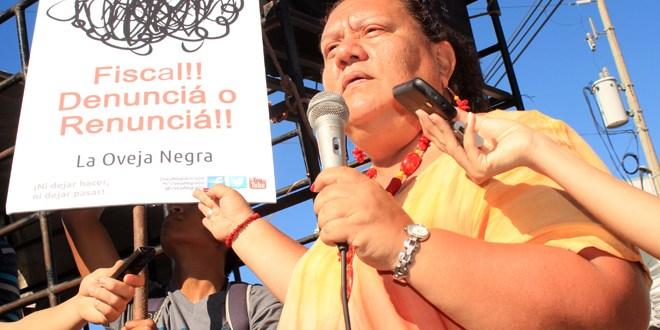 Organizaciones civiles exigen transparencia  al fiscal General de la República
