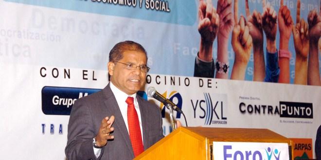 Disminuir homicidios y extorsiones prioridad para fórmula presidencial del FMLN
