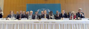 Cruce de acusaciones en la apertura de las negociaciones de paz sobre Siria
