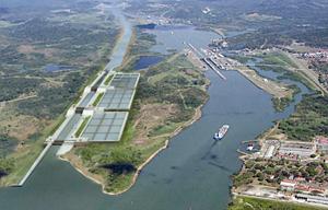 El consorcio que amplía el canal de Panama amenaza con suspender las obras