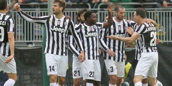 La Juve cierra como líder sólido la primera vuelta de la Serie A