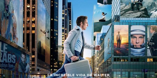 LA INCREIBLE VIDA DE WALTER MITTY