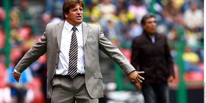 Herrera: Los objetivos para Brasil 2014 son muy altos