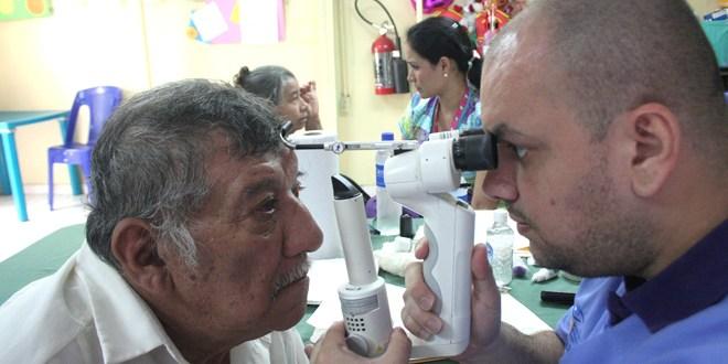 Comuna retoma proyecto operación milagro a beneficio de los adultos mayores