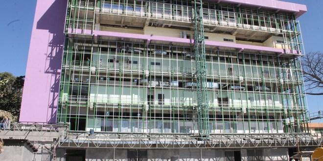 Ministerio de Salud fortalece infraestructura  de hospitales