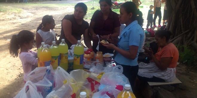 Cruz Roja trabaja en la entrega de ayuda humanitaria
