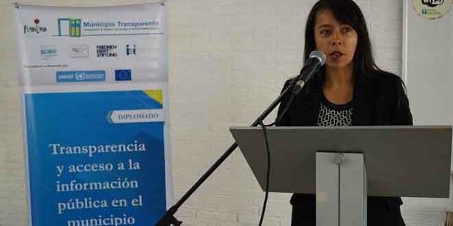 FUNDAUNGO aporta a la transparencia municipal David Martínez