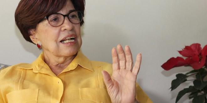 """Embajadora de Venezuela dice que su """"gobierno va a derrotar esta acción"""" desestabilizadora"""