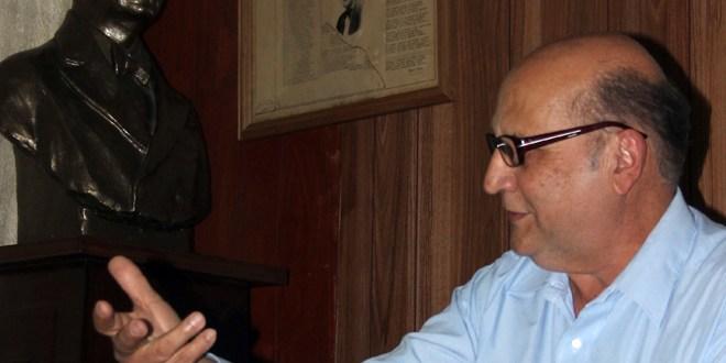 """""""El FMLN demostró con su juego político, que el lobo no fue tan feroz como lo pintaban"""": Ricardo Sol"""