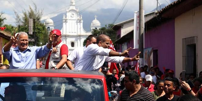 """Masivo apoyo a """"Caravana de la Victoria""""  ratifica el deseo de continuar con los cambios"""