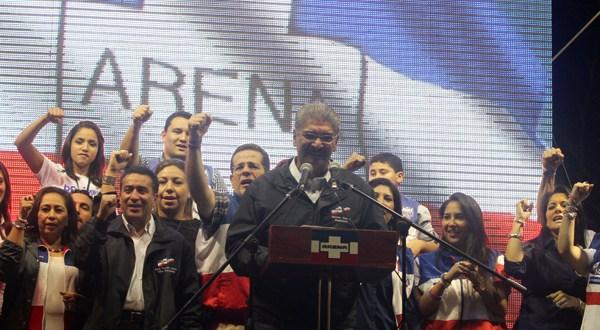 Norman Quijano invita al Movimiento  Unidad a votar por ARENA