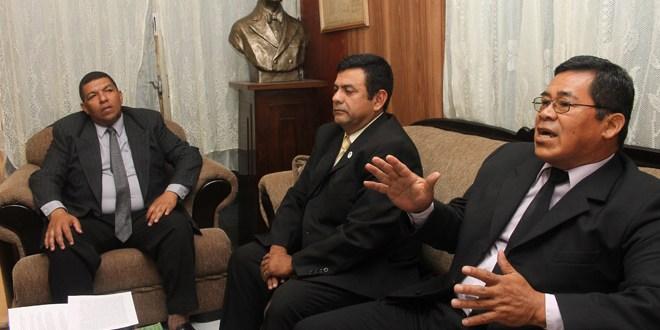 Militares reafirman apoyo  a candidatura presidencial por FMLN