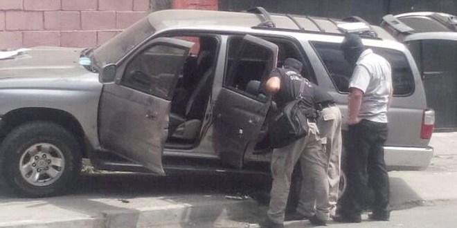 PPI actúo en legítima defensa,  tras intento de robo