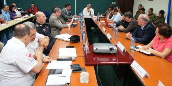 Protección Civil formulará plan de reubicación urgente  para familias en mayor riesgo del Chaparrastique