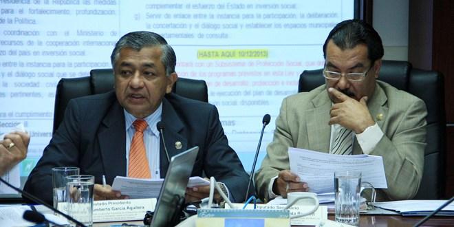 Estratégica Ley de Protección Social  para beneficiar a sectores pobres de El Salvador