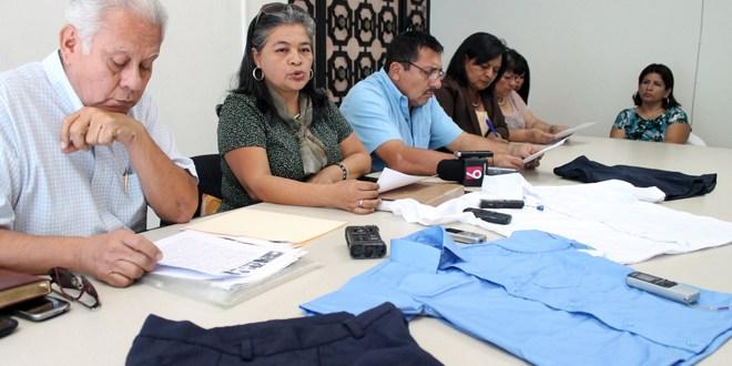 Proveedores de paquetes escolares abogan por la continuidad de los cambios