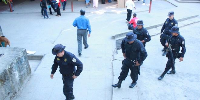 Los policías serán apoyados en Plan Elecciones por alumnos de ANSP