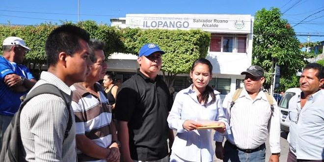 Denuncian despidos en la comuna por no simpatizar con el partido ARENA