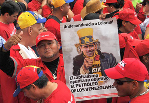 Nada sacará a Venezuela del camino de la democracia