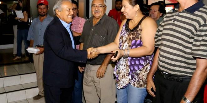 Fórmula presidencial motiva a intensificar tareas territoriales de cara a la segunda vuelta