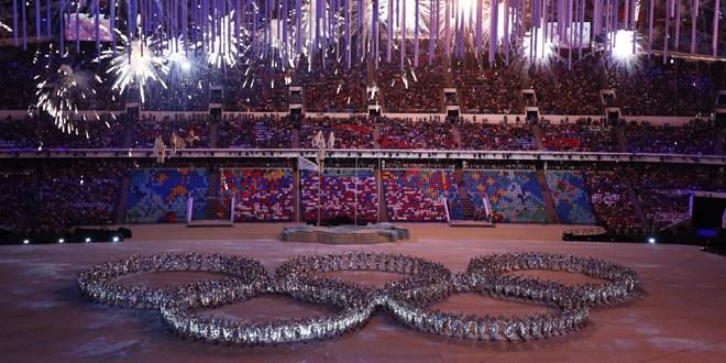 Rusia celebra su cierre soñado en los Juegos Olímpicos de Sochi