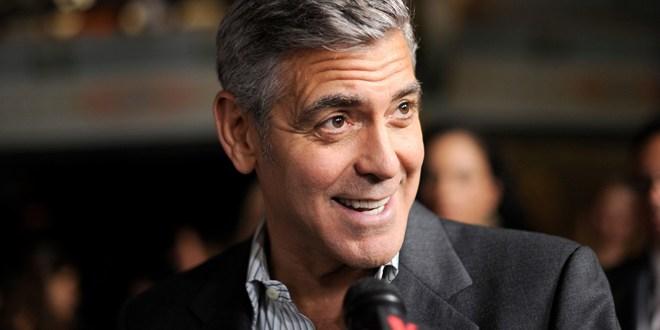 Actor George Clooney gana viaje oficial a Grecia