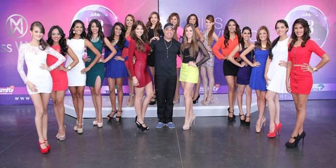 """Da inicio """"Nuestra Belleza El Salvador 2014"""""""