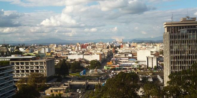Ciudad de Guatemala, para sentirla y vivirla